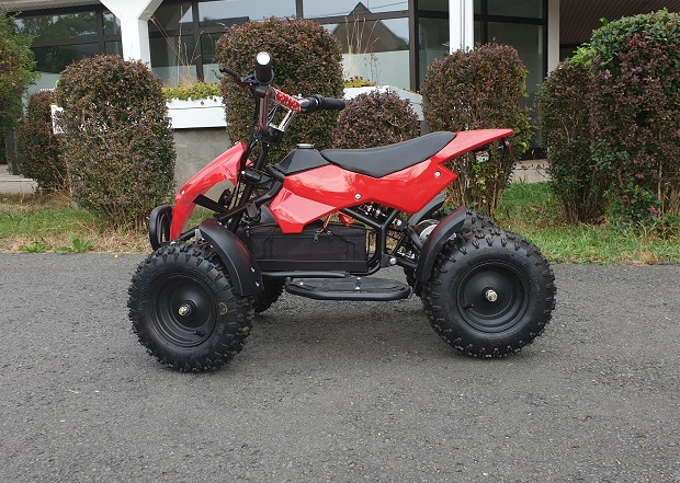Quad für Kinder Elektroquad ATV in rot kinderquad